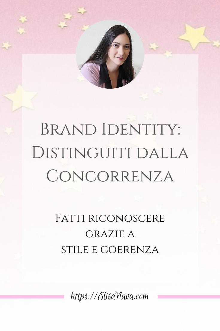come distinguersi dalla concorrenza grazie alla brand identity