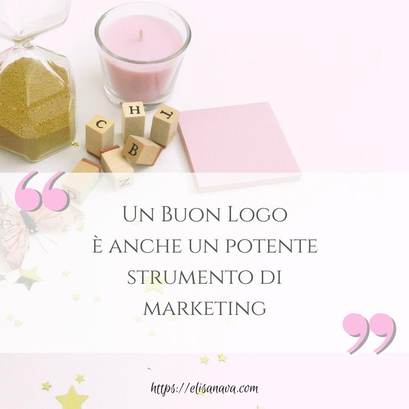 il logo per vendere handmade