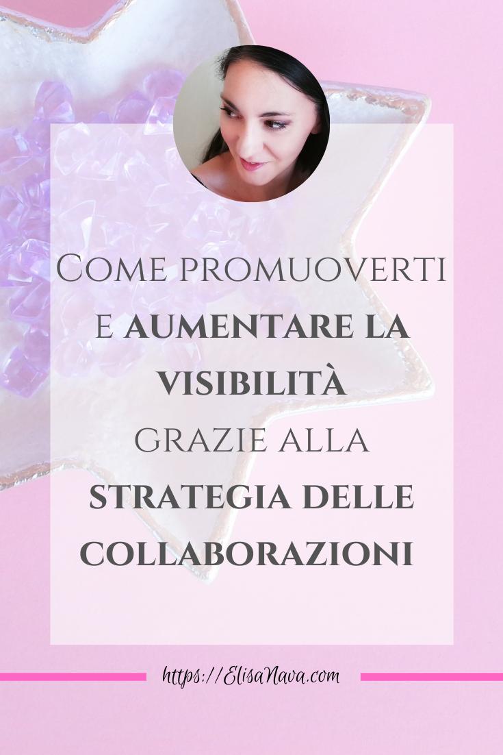 collaborazioni strategiche per promuovere il tuo lavoro