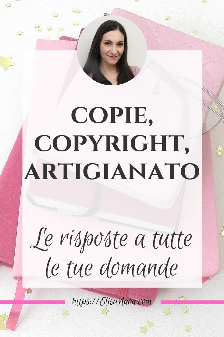 copie e copyright in artigianato tutto quello che devi sapere
